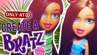 2015 Create-A-Bratz dolls! Unboxing & Review!!