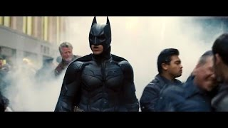 Batman Trilogy - Fight Moves Compilation HD