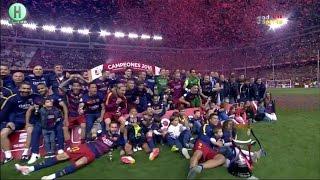 Summary Barcelona vs Sevilla 2-0 Espanyol of Spain Cup 22/5/2016 HD