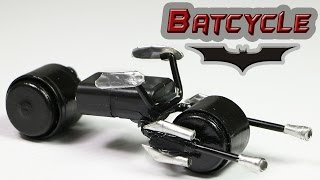 How To Make A Batman Motorcycle -
