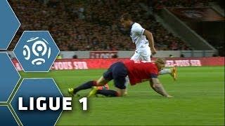 Le match Lille - PSG à la loupe (1-3) - Ligue 1 - 2013/2014