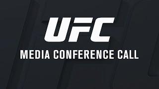 UFC 214: Cormier vs Jones 2 - Media Conference Call