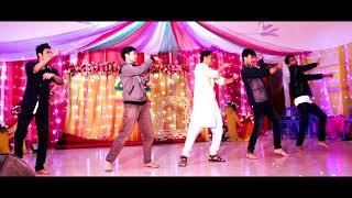 Satisfya Dance cover at sharmin's holud