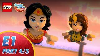 Galactic Wonder - LEGO DC Super Hero Girls - Part 4