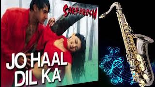 #290:- Jo Haal Dil Ka | Sarfarosh | Best Bollywood Saxophone Instrumental