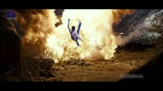 Ram Charan Climax Figth Scene - Racha Movie Scenes - Ram Charan, Tamanna