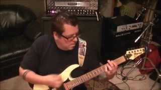 Sex Pistols - Holidays In The Sun - Guitar Lesson by Mike Gross