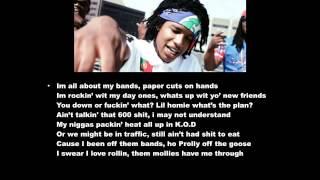 L'A Capone - Some More (lyrics)