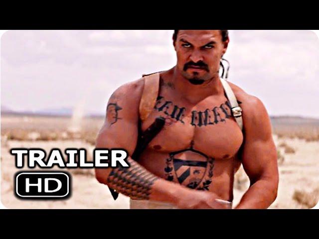 THE BAD BATCH Trailer # 2 (2017) Jason Momoa, Keanu Reeves Thriller Movie HD