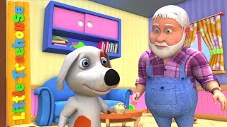 Johny Johny Yes Papa | Kindergarten Nursery Rhymes and Videos for Kids