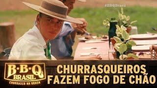BBQ Brasil (19/03/16) - Episódio 6 - Prova Coletiva - Churrasqueiros cozinham para gaúchos