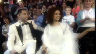 Anthony Jasmin og Christopher - X Factor finale 2014