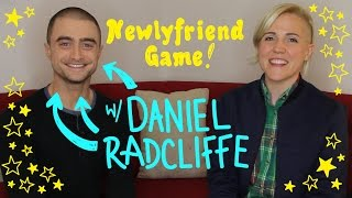 Newlyfriend Game w/ Daniel Radcliffe!