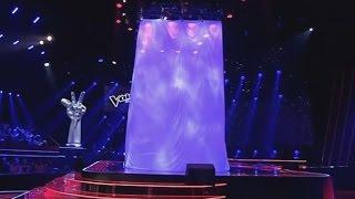 #MBCTheVoice - ناصر عطاوي - انت اللي كنت بدور عليه - مرحلة الصوت وبس