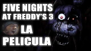 FIVE NIGHTS AT FREDDY'S THE MOVIE / LA PELICULA TRAILER | ZellenDust