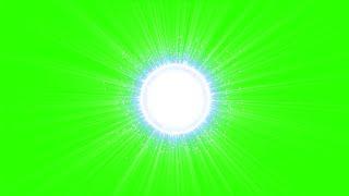 Genki Dama Dragon Ball Z #1 / Green Screen - Chroma Key