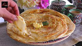 Paratha - Five Easy Ways - پراته