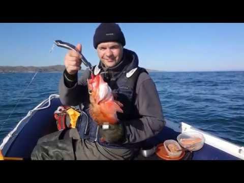 ловля рыбы на баренцевом