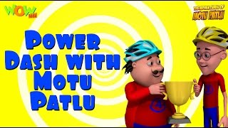 Power Dash - Motu Patlu Compilation