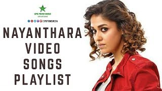 Nayanthara Video Songs Hits | HD 1080P BluRay Introduction | Official Tamil Playlist