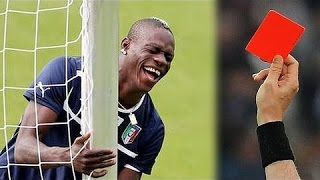 Best Funny Red Cards in Football