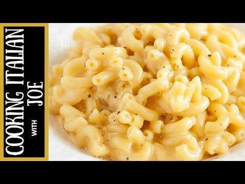 How to Make World's Best Macaroni and Cheese Cooking Italian with Joe