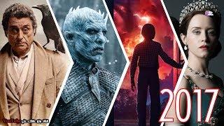 افضل 10 مسلسلات لعام 2017 | لا يفوتك مشاهدتهم !