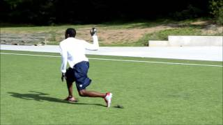 Reese Wiggins Workout Video