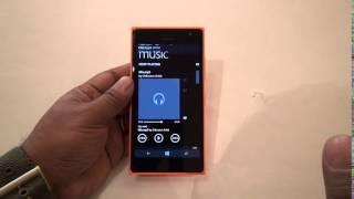 Nokia Lumia 730 Review: Speaker Sound Quality Demo