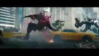 Transformers Dark Of The Moon Autobots VS Decepticons