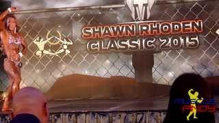 Shawn Rhoden Classic 2015 Rowena Walters