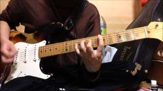 The Other Side/AEROSMITH (Guitar Cover)