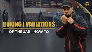 Boxing | Variations of the Jab | How To