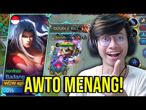 Xxx Mp4 NEW HERO BADANG AUTO MENANG TERLALU OP MOBILE LEGENDS INDONESIA 3gp Sex