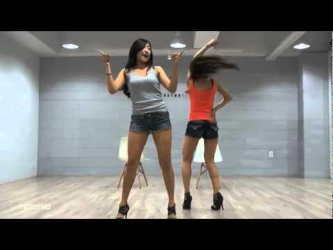 SISTAR19 Ma Boy mirrored Dance Practice Eng Sub