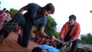 Nagarjana Action Scene || Mass Movie || Narajuna, Jyothika