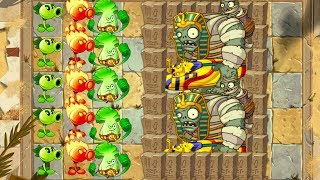 Plants vs Zombies 2 Grow Multiplier High Score in Ancient Egypt