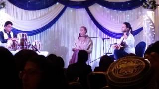Tanya Wells Singing Urdu Ghazal