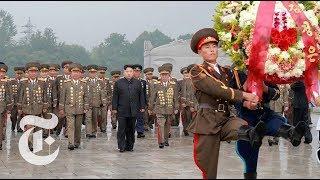 Kim Jong-un's Leadership Approach in North Korea   The New York Times