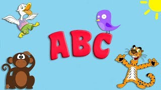 Alphabet - Funny Animals