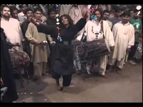 Sufi Trance Dancing Hal and Dhamal Documentary Clip4