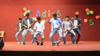 Jithu jilladi video song fan made |  THERI | AMRITA UNIVERSITY