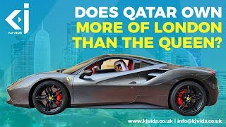 Does Qatar own more of London than the Queen?