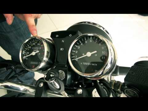 Wyprawa do Romet Motors i Test Romet Zetka 125 5 Skuterowo