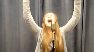 Sia Candelier   Cover by Hanna Ferm