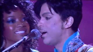 Prince Feat Wendy Lisa and Sheila Live At BritAwards 2006 I Chinaski