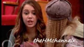 hannah montana - season 1 episode 4 - funny scenes