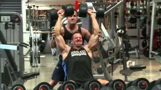 Epic Shoulder Superset |  S6 E13 - Part 1 | MUSCLE TV