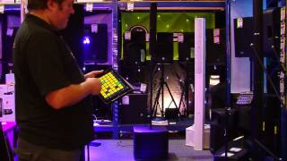 DB Technologies ES 503 Compact PA System Demo