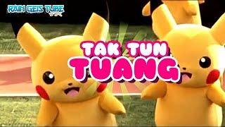 Pokemon Joget TAK TUN TUANG Lucu Banget